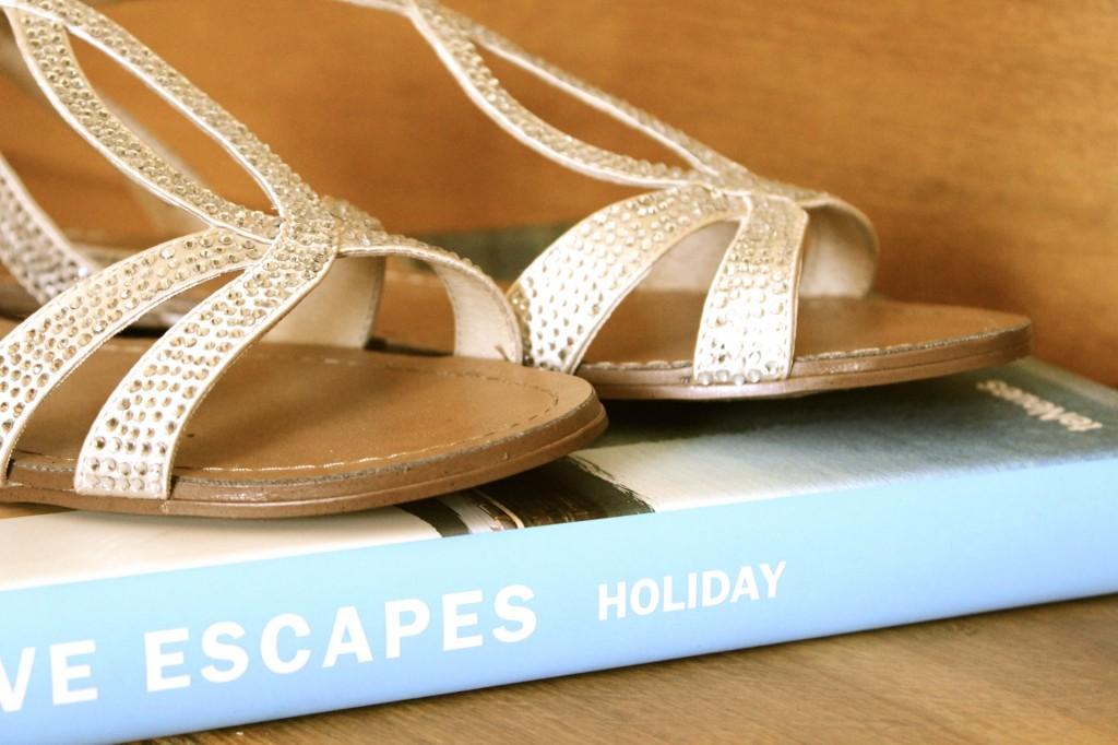 Bridal Shoes for summer brides  nak  d4b0c5cc93e