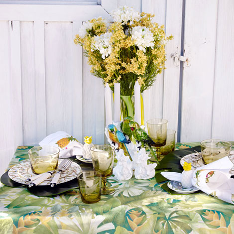 Your summer wedding party decoration by zara home part1 for Yes decoration