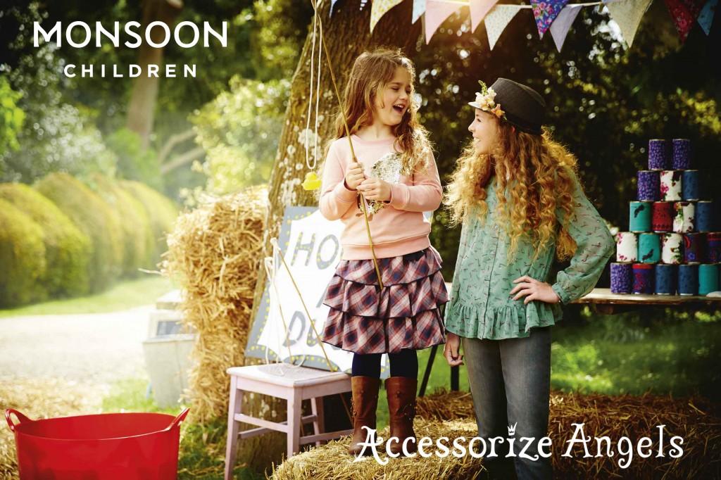 752cb9b8b6 Accessorize Angels   Monsoon Children για τα Παιδικά Χωριά SOS - Yes ...