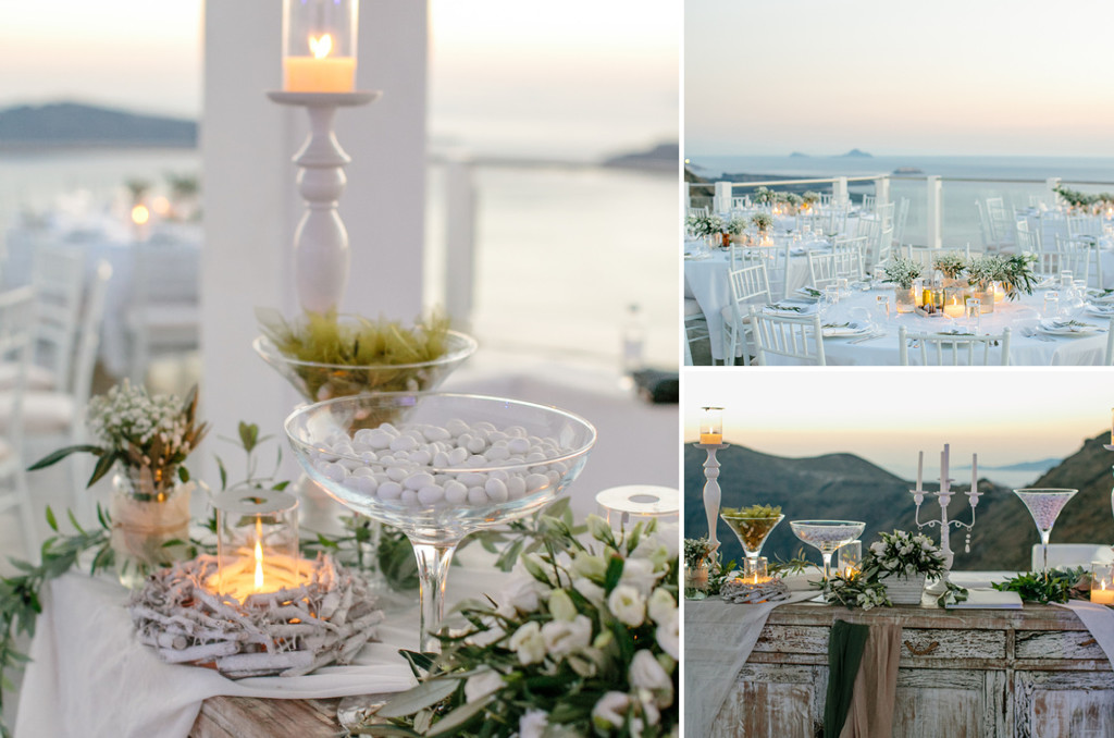 Destination Wedding @ Santorini