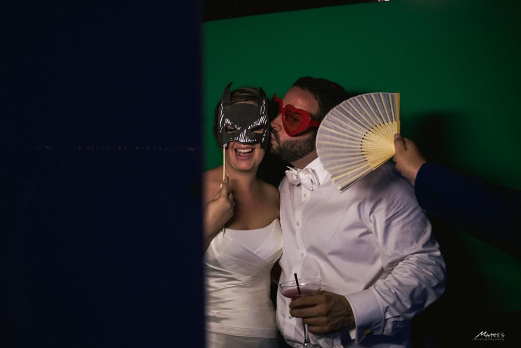 Having Fun @ a FYE wedding