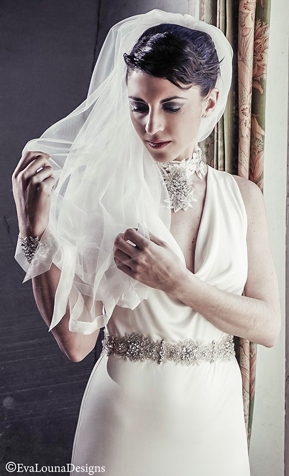 Ivy by Eva Louna Bridal