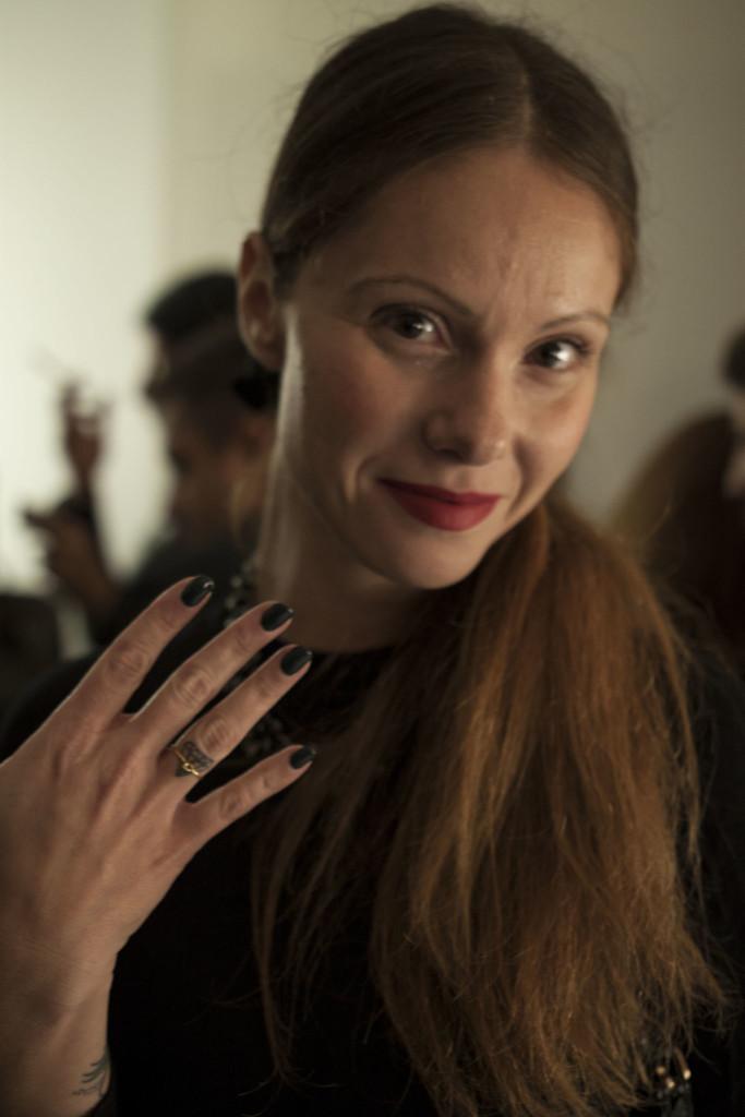Η Νίκη Χάγια, αρχισυντάκτρια του Jenny.gr