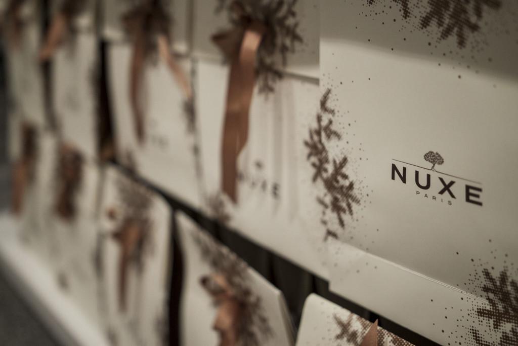 Το Goodie Bag ήταν μια ευγενική χορηγία της NUXE με τα πιο υπέροχα προϊόντα της σεζόν!