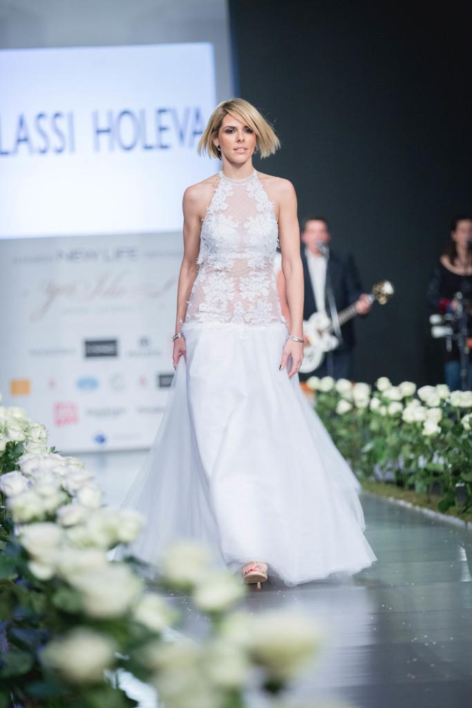 Η Cool UR Style , Έλενα Γαλύφα, παρέδωσε μαθήματα bridal style.