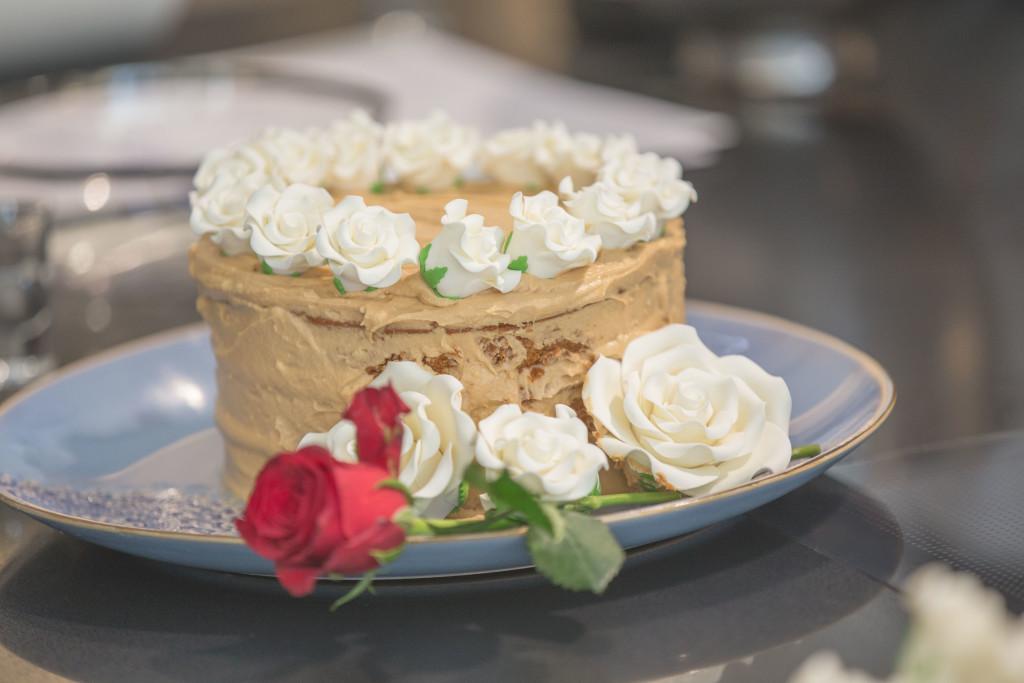 Έτοιμες οι wedding cakes!
