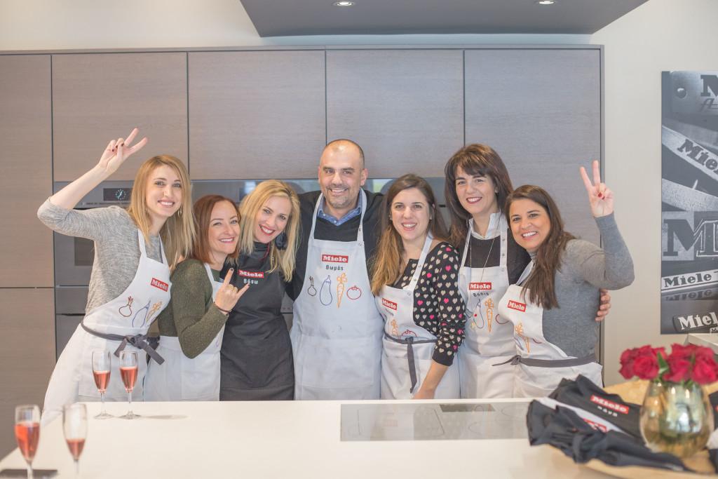 Η δεύτερη ομάδα των ανερχόμενων pastry chefs!