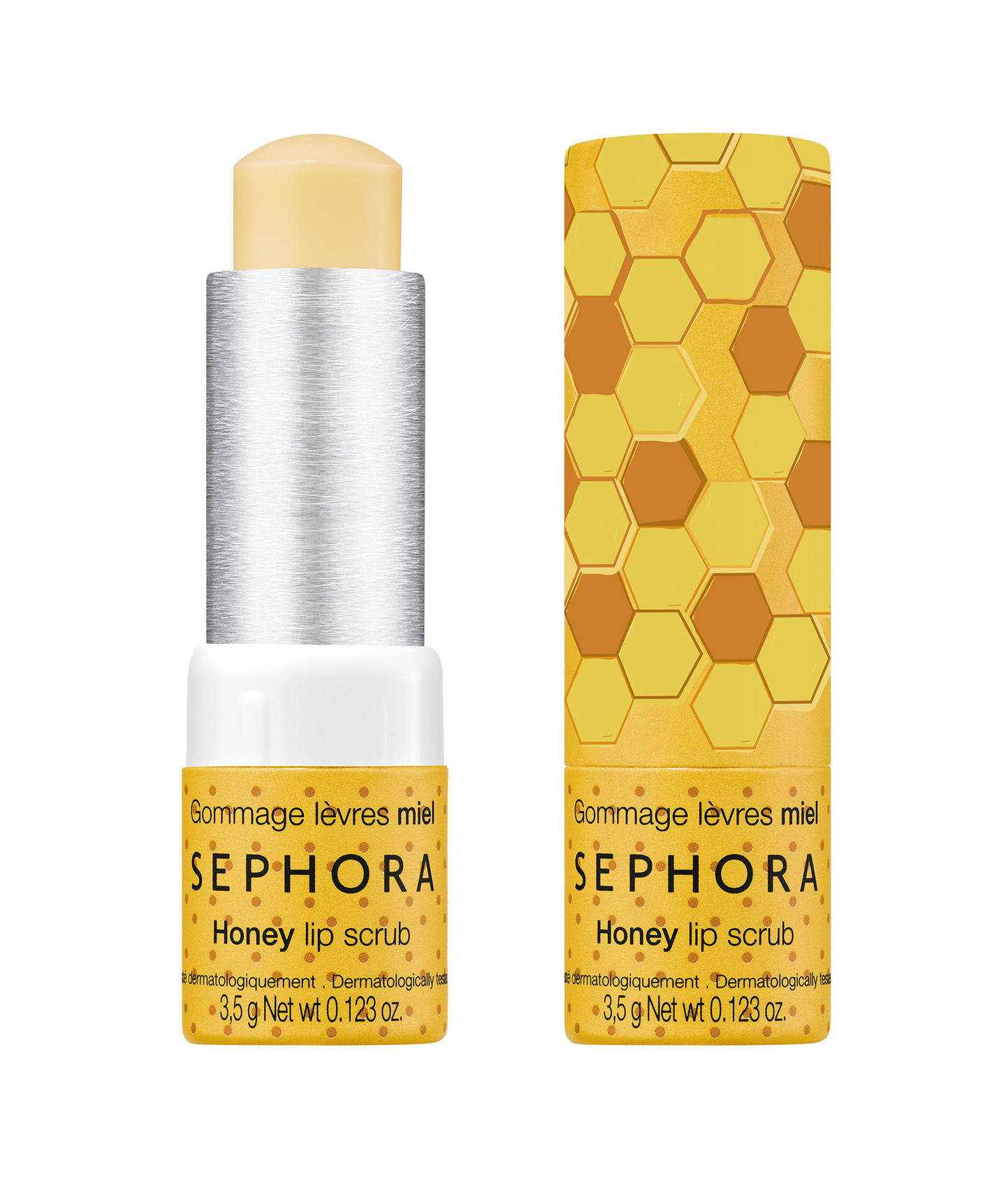 Honey Lip Scrub | Made in Sephora