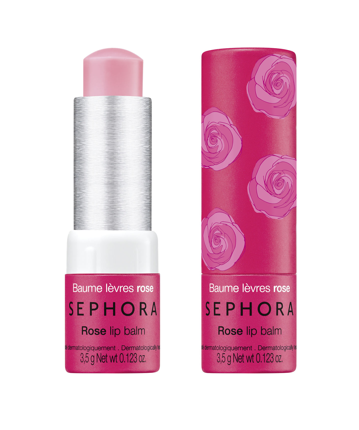 Rose lip balm | Made in Sephora