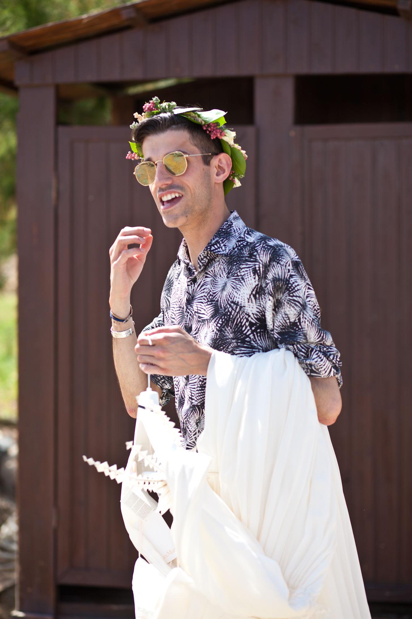 Ο fashion director μας Σπύρος Σαββίνος, no comment παρακαλούμε!