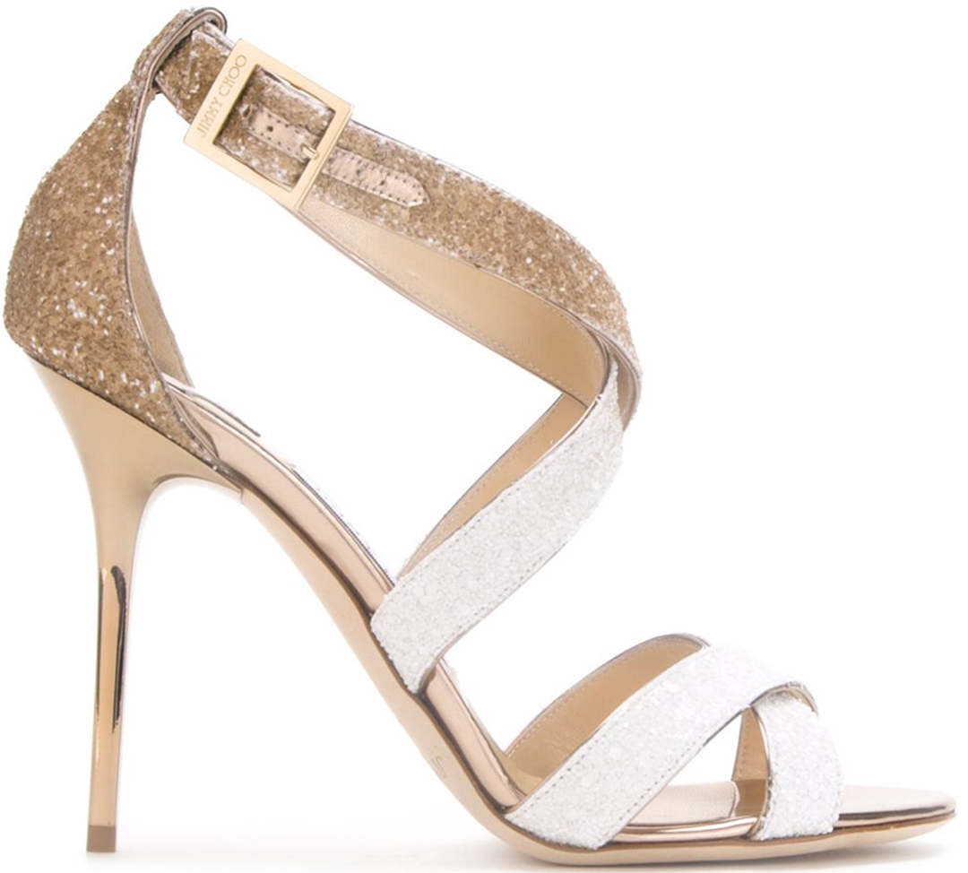 Jimmy-Choo-Lottie-Sandals-white-gold-glitter-strappy