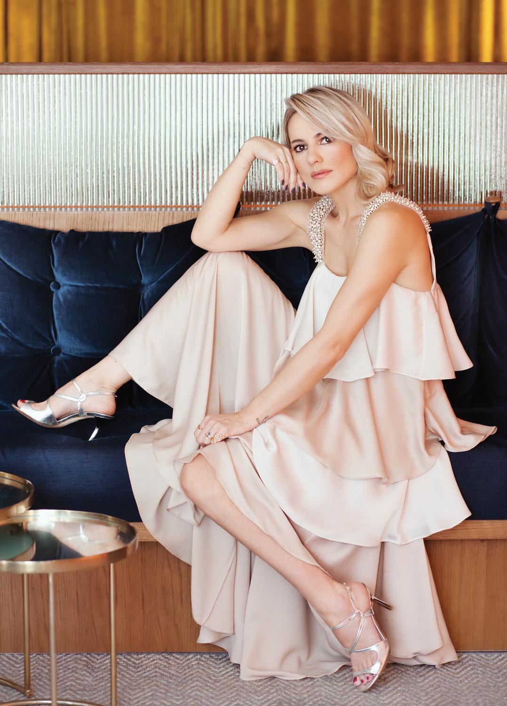 Η Έλια φοράει love+alicia dress από τη νέα συλλογή για την άνοιξη και το  καλοκαίρι 2018. 9d2c2179e0f