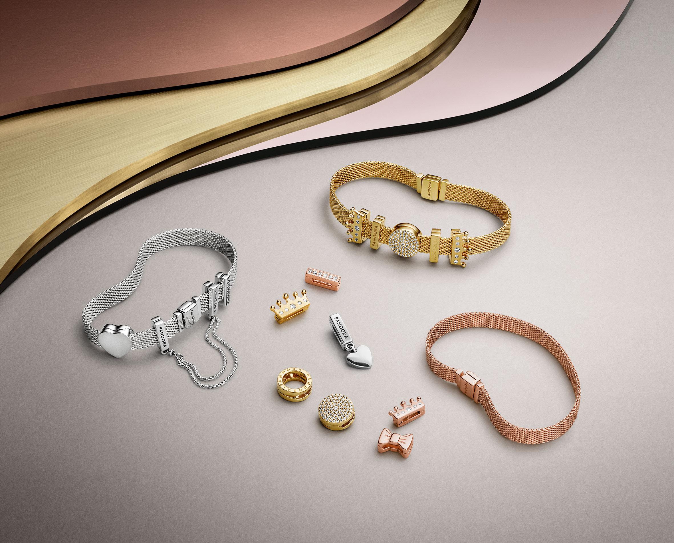 Pandora Reflexions  Κοσμήματα για την πιο stylish καλεσμένη σε γάμο ... 15b84ba6189