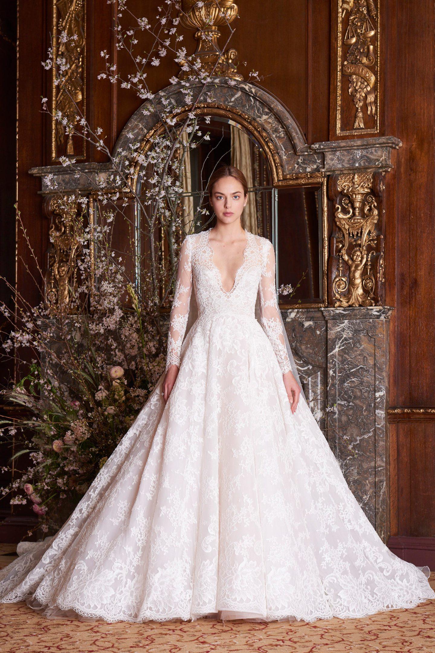 aeee340604 Chiara s Dior Wedding Dresses  Tα νυφικά της διάσημης blogger   το ...
