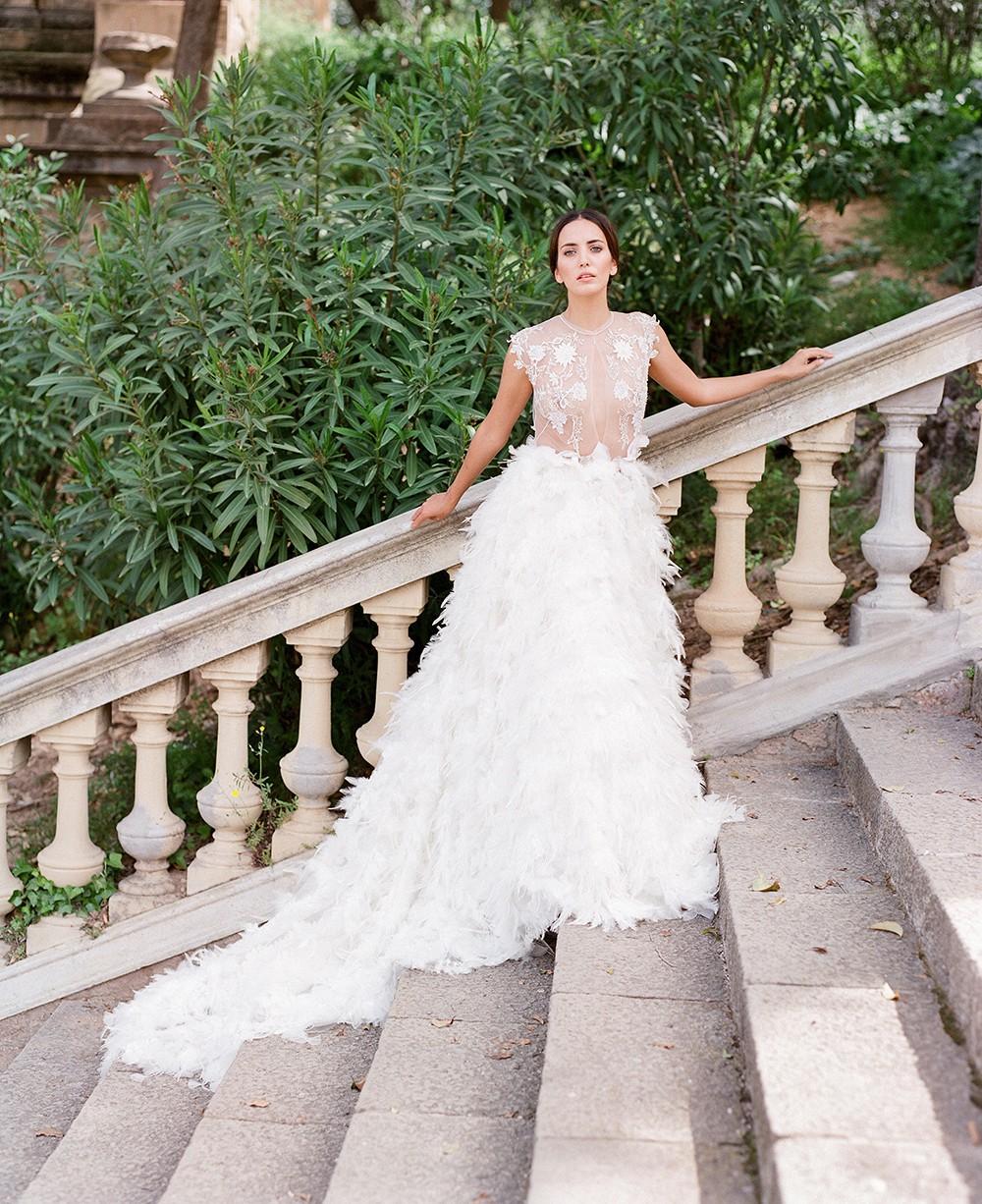 Marco   Maria Bridal Gowns 2019 collection. Τα νυφικά του ισπανικού οίκου  που θα λατρέψετε. 831027416ee