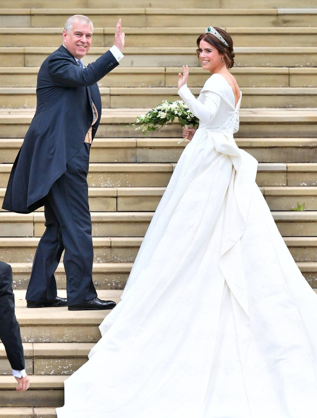 Πριγκίπισσα Ευγενία   Jack Brooksbank  Ο δεύτερος βασιλικός γάμος ... af6c87a943c