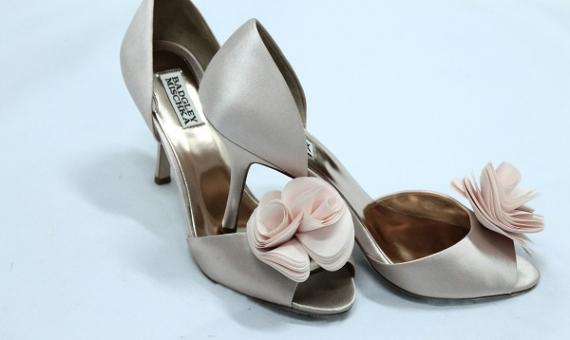 2b89a3394e9b The Winter Bridal Shoes // By Nak Shoes