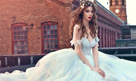 bc48ffeeb6a7 Galia Lahav bridal collection