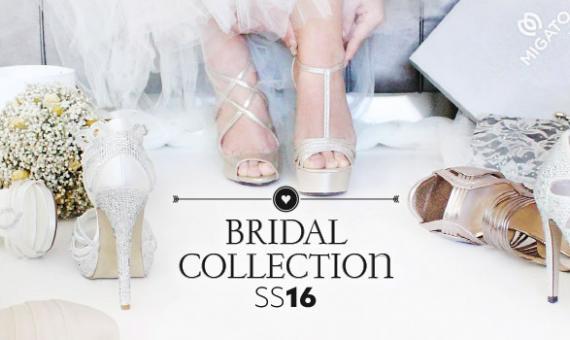 b6f8dc332e8 Bridal Shoes: Βρες τα νυφικά σου παπούτσια στη νέα bridal συλλογή ...