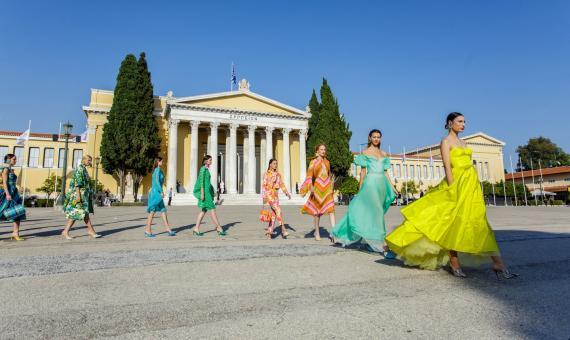 0cd1a817b4d9 Women in the Garden  η εκπληκτική Prêt-à-Couture collection by Vassilis  Emmanuel Zoulias
