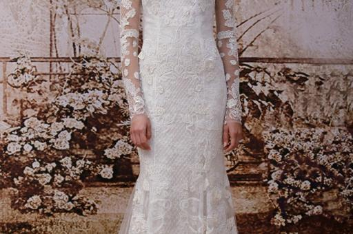 58f069132aa Η bridal συλλογή fall 2014 της Monique Lhuillier | Yes I Do