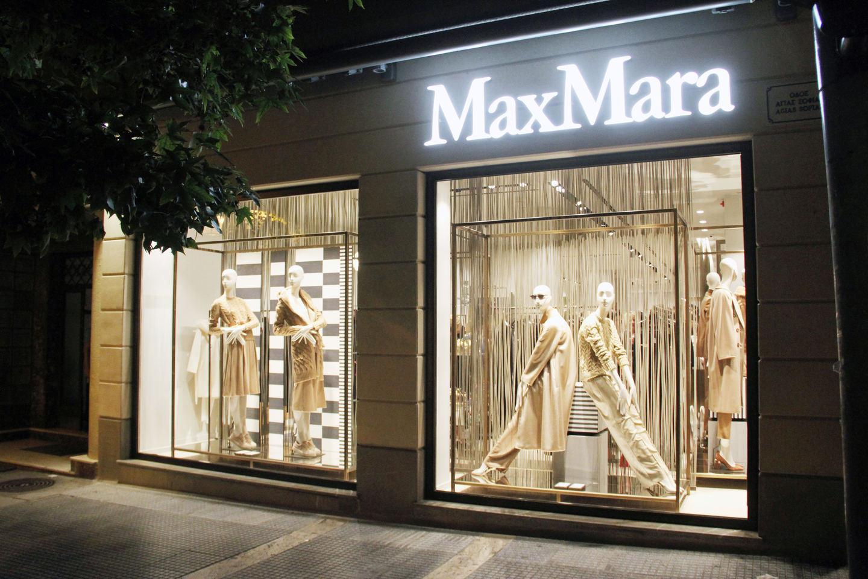 ff731ec5ca05 Η Max Mara άνοιξε την πρώτη της boutique στη καρδιά της πόλης το 1987